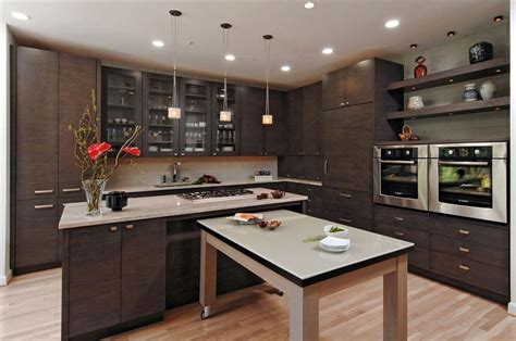 Kitchen Island With Cooktop And Seating by Kitchen Photo 800x531