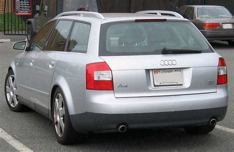 Audi A4 B6 Avant by 8e B6 Heckklappe B7 An B6