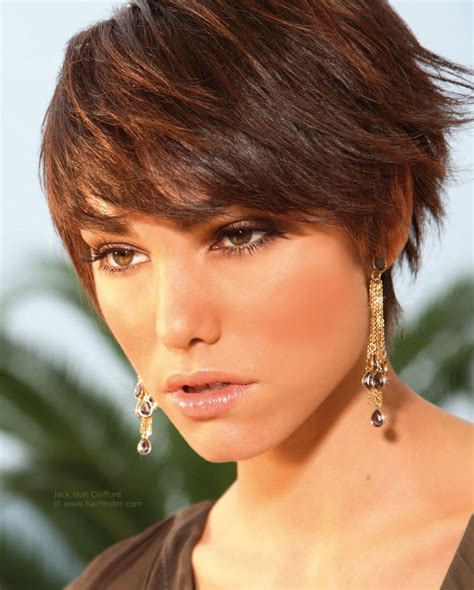 short hairstyles hairstyles short layered boyish hairstyle with easy styling