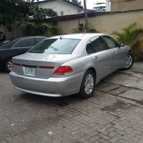 Bmw 1 Series Price In Nigeria by Exclusive Bmw 745li 7series 1 85m Autos Nigeria