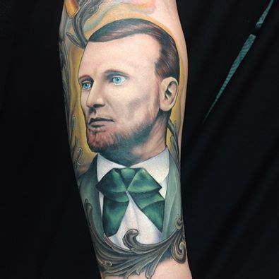 jessie james tattoos mike mcmahon smyrna portrait