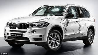 bmw x5 security plus bullet proof car can withstand