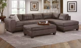 Modern Furniture Stores Phoenix Az by Chaise Sectional With Storage Ottoman The Dump America