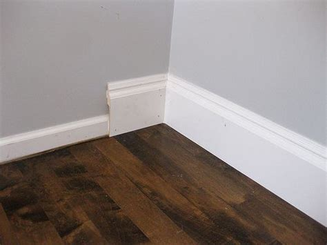 Floor Trim Ideas 58 Best Trim Images On Pinterest Carpentry Moldings And Woodworking