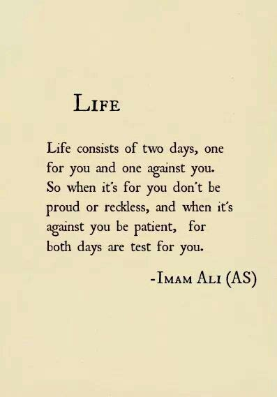 reality of day in islam ali and islam on