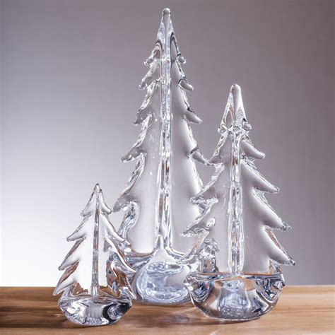 simon pearce glass christmas trees how to celebrate the holidays in style boston design guide