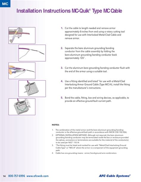 armoured cable installation methods when to use bx cable wiring diagrams repair wiring scheme