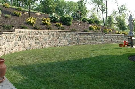 Unilock Pisa 2 Prices Retaining Walls Pittsburgh Landscaping Contractor