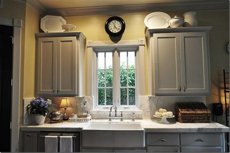 yellow and gray kitchen cote de texas the top ten best renovations of 2009