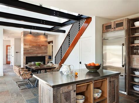 20 Gorgeous Ways To Add Reclaimed Wood To Your Kitchen | 20 gorgeous ways to add reclaimed wood your kitchen
