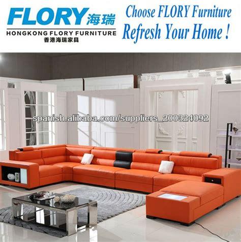 sofas de cuero italianos sof 225 s de la esquina de cuero muebles italianos con led