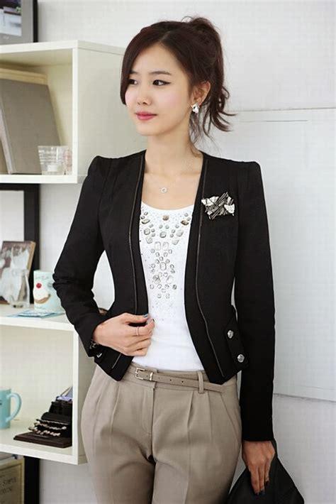 Special Blazer Kerja Wanita Blazer Formal Blazer Hitam Paling Mura model blazer dan jas wanita modern