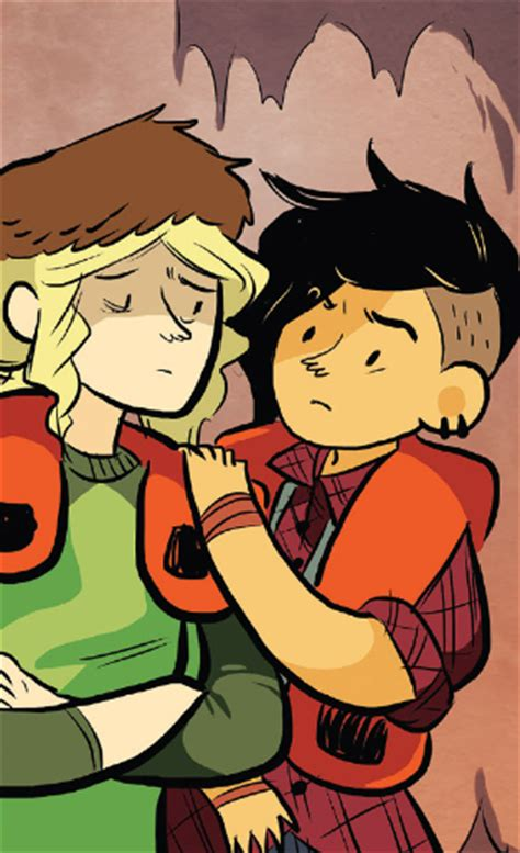 lumberjanes vol 5 band together 2014 s most intriguing lgbt characters glaad
