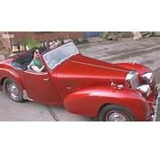 IMCDborg 1949 Triumph 2000 Roadster TRA In Father