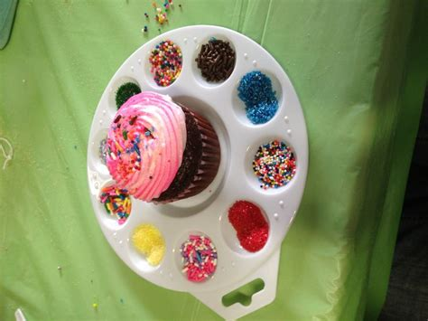Decorate Your Own Cupcake by Decorate Your Own Cupcake Using Pallets Fantastic