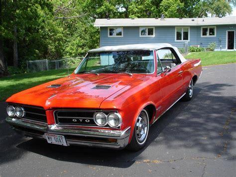 Pontiac Gto Sale by 1964 Pontiac Gto For Sale 1963863 Hemmings Motor News