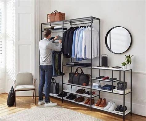 Mens Studio Apartment Ideas Best 25 Closet Ideas On Pinterest Closet Ideas Mens Closet Organization And Walk In My