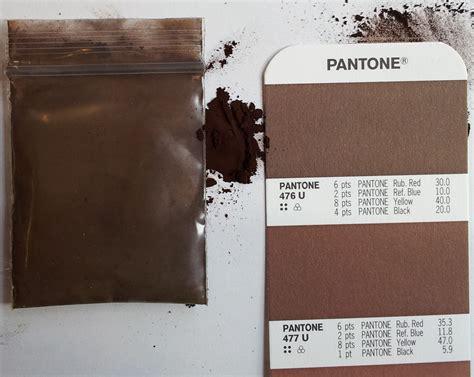 pantone 476c vandyckbraun farbpigment 100 ml farbton nahe quot pantone 476u