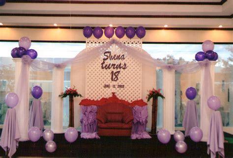 Debuts   Crowne Garden Hotel (Cebu City, Philippines)