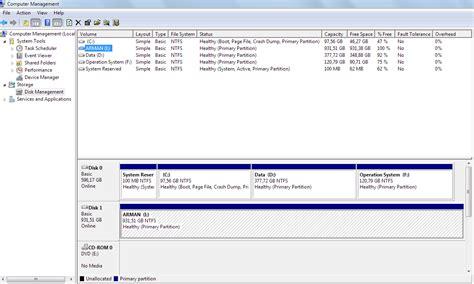 cara format hardisk external baru cara membuat partisi baru hardisk eksternal tanpa software
