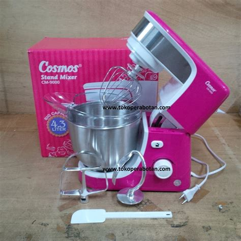 Mixer Cosmos Stand jual cosmos planetary stand mixer cm 9000 di lapak neng