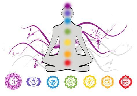 imagenes vectorizadas yoga limpeza dos chakras