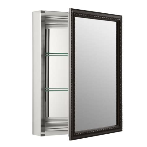 Bathroom Medicine Cabinets On Sale 179 On Sale Kohler 20 Quot X 26 Quot Wall Mount Mirrored Medicine