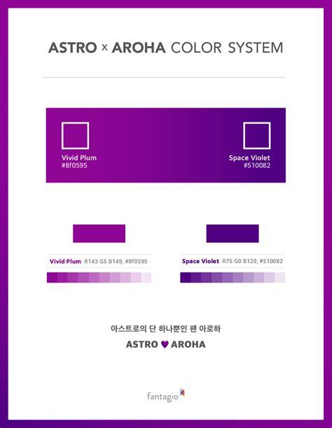 club colors astro announces official fan club colors moonrok