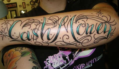 cash money tattoo designs money images designs