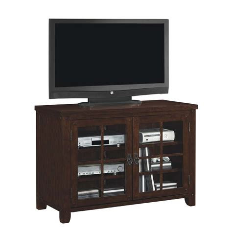 55 inch tv cabinet tresanti dakota collection 55 inch tv stand with