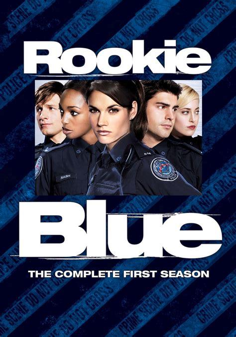 Mynano Ikaroo Blue Series 1 rookie blue dvd release date