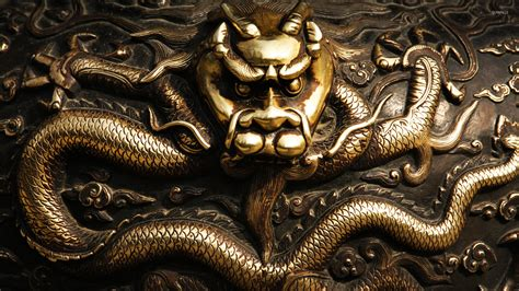 wallpaper gold dragon gold dragon wallpaper www pixshark com images