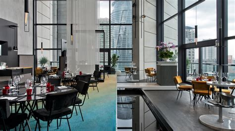 troika sky dining restaurants  kl city centre kuala