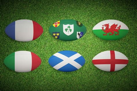 6 Nations Calendrier Match Tournoi Des 6 Nations Rugby