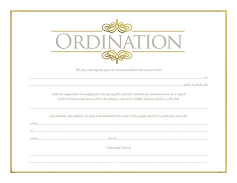 ordination certificate templates deacon ordination certificate template ordination for