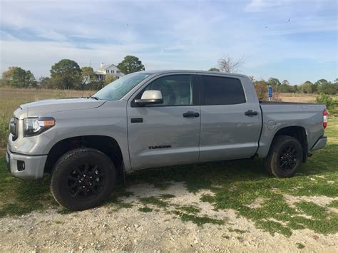 toyota tundra trd pro cement  hull truth