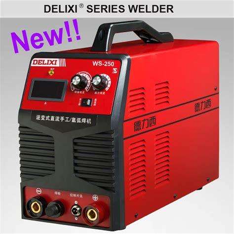 Mesin Las Dinding inverter ac dc tig mesin las portabel listrik spesifikasi ws 250sx tukang las busur id