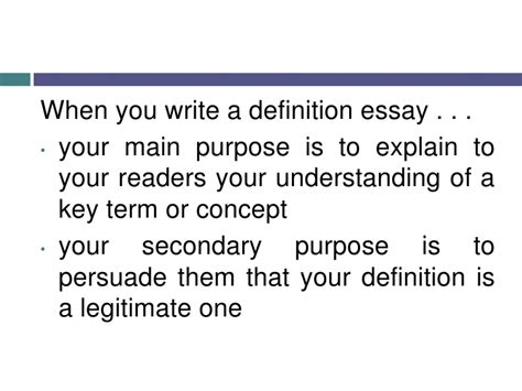 Concept Definition Essay by College Application Essay Help Buy Definition Essay