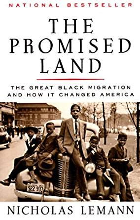 a promised books the promised land the great black migration