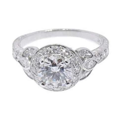 top 10 enchanting low profile engagement rings that sparkle bestbride101