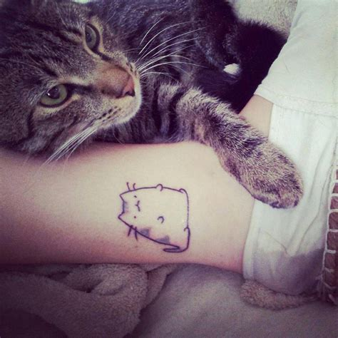fat cats tattoo cat tattoos every cat design placement and style