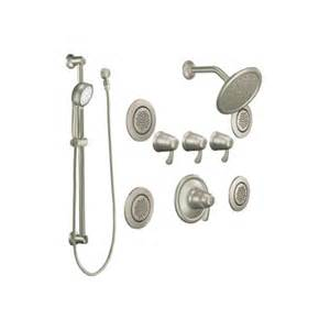 faucet ts276bn in brushed nickel by moen