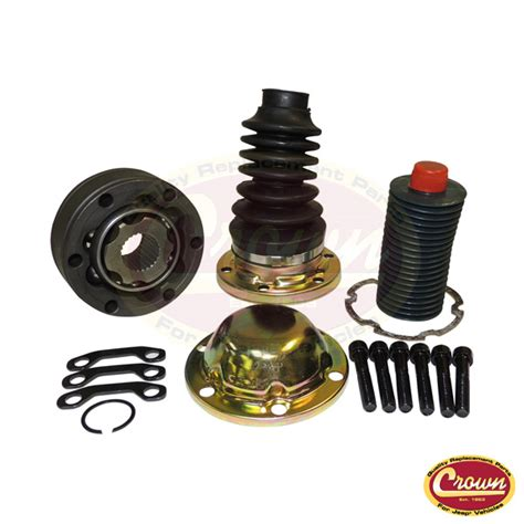 cv joint repair kit front 520992frk jeepey jeep