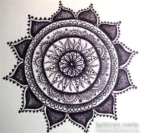 mandala zen tattoo henna inspired mandala 100mandala mandala henna 100