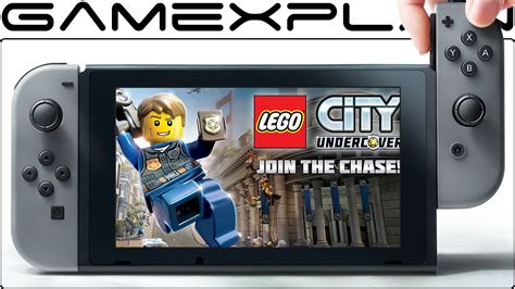 Lego City Undercover Xbox One lego city undercover remaster coming to switch in