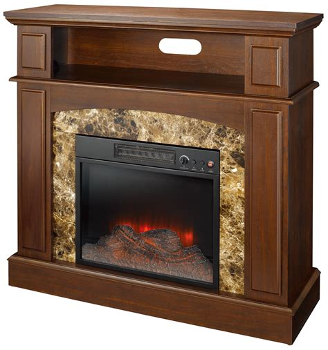 electric fireplace decor electric fireplace decor kmart