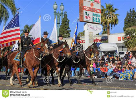 new year parade california parade at pasadena california usa january 1 2016