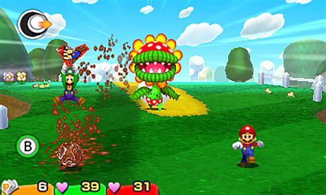 Kaset 3ds Mario Luigi Paper Jam gameplay mario luigi paper jam for nintendo 3ds official site