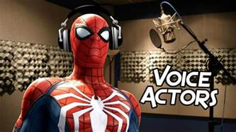 Russia Fastis 2018 Spider Voice Actor Comparison 2000 2018 Doovi