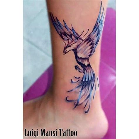 watercolor phoenix tattoo best 25 back ideas on